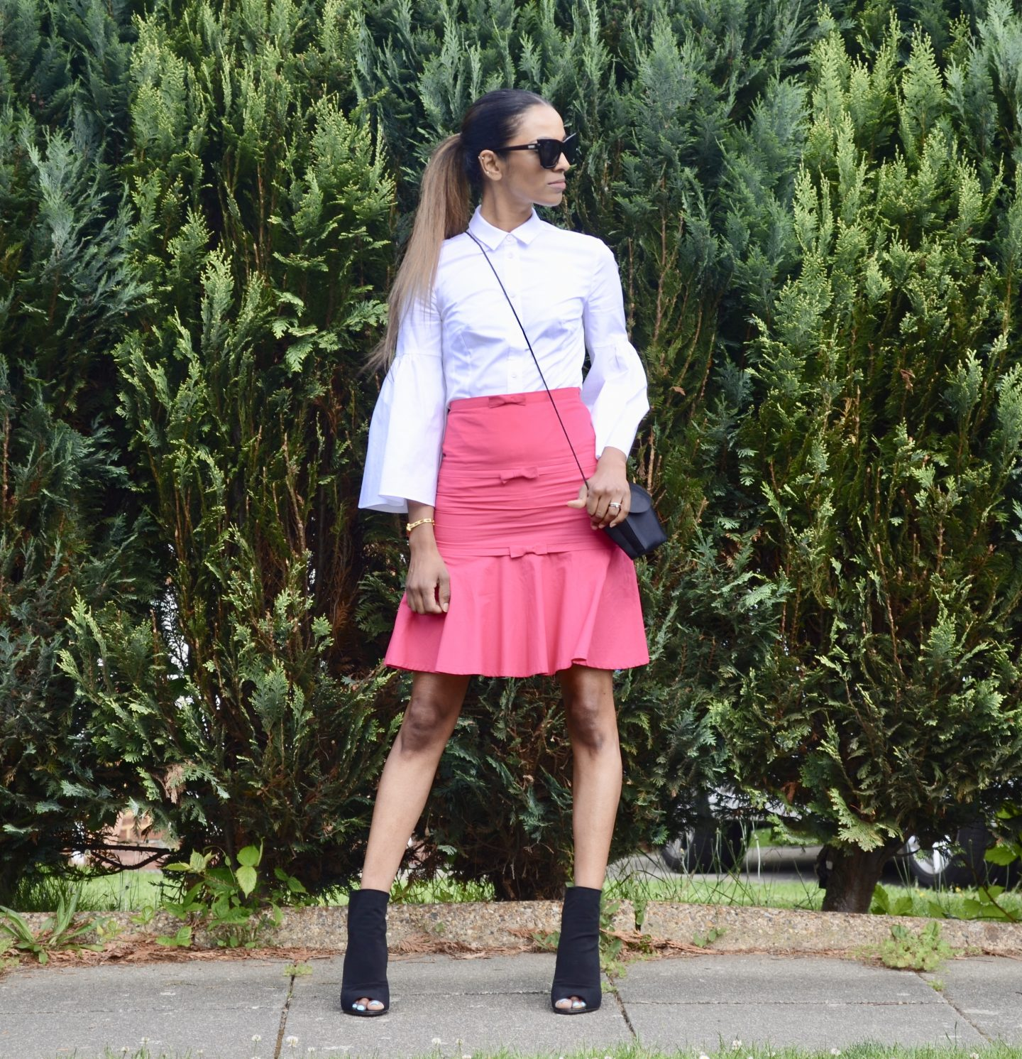 HOW TO STYLE FUCHSIA