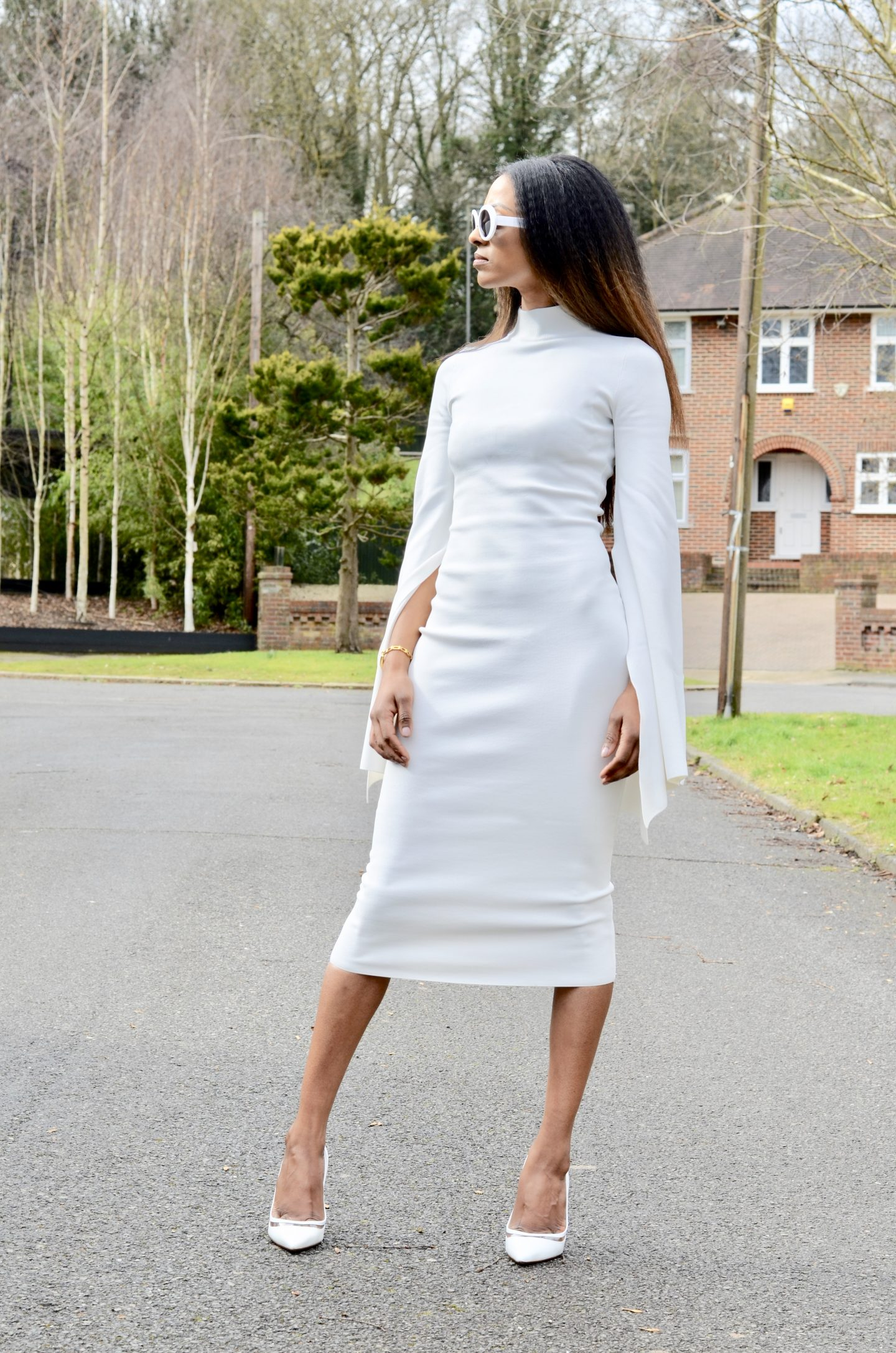 Solace London Dress