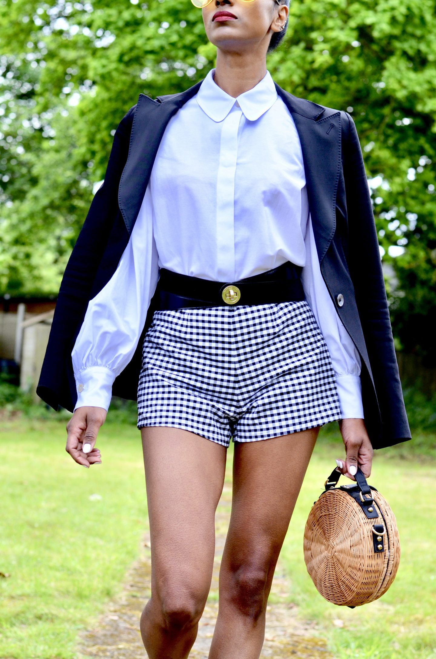 Gingham Style