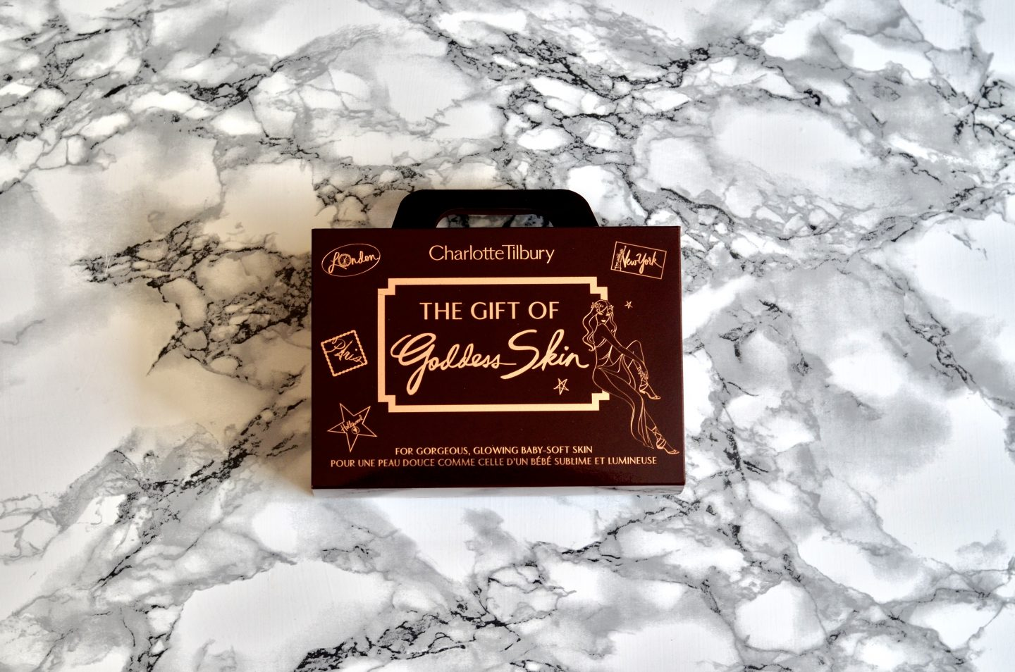 CHARLOTTE TILBURY THE GIFT OF GODESS SKIN