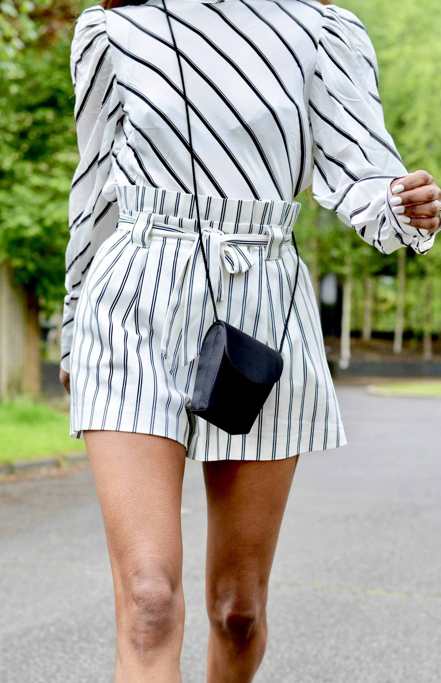 STRIPES ON STRIPES WITH ZARA AND MANGO