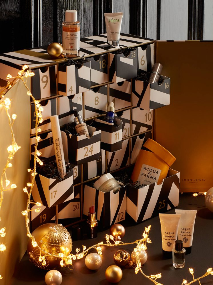 LUXURY BEAUTY ADVENT CALENDAR'S 2018